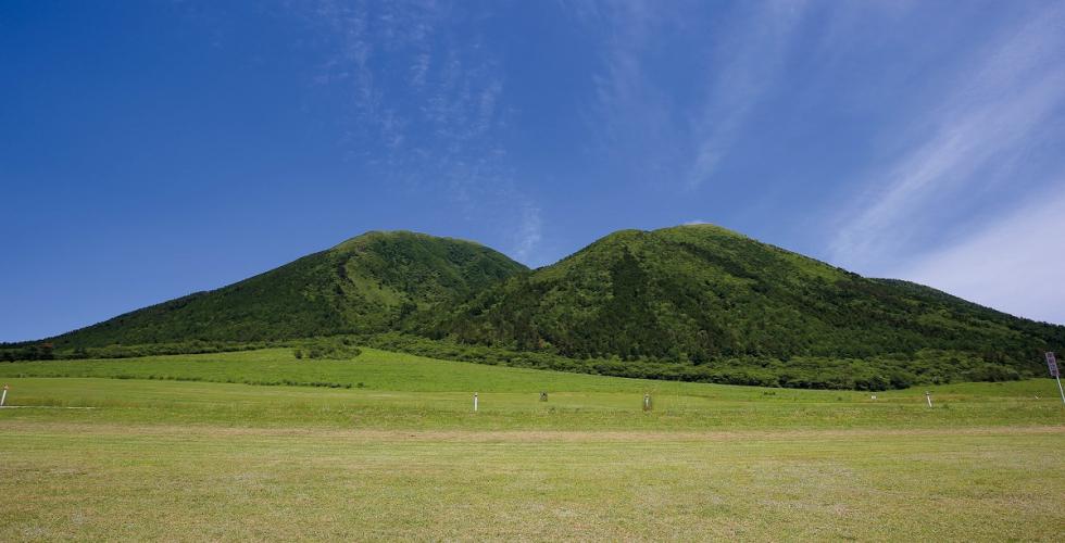 三瓶山(大山隠岐国立公園)