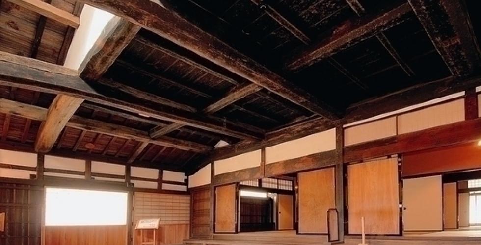 重要文化財 熊谷家住宅