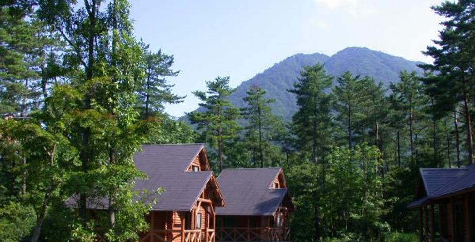 三瓶山北の原キャンプ場