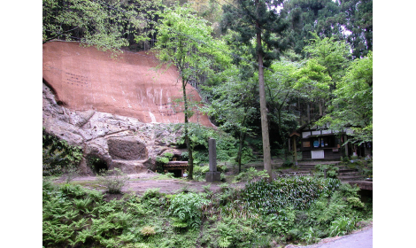 龍源寺間歩散策コース