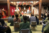 ゆのつ温泉夜神楽(1月30日)