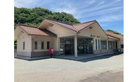 JR温泉津駅