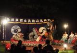 三瓶山西の原 屋外石見神楽公演:神楽大会(11月20日~21日)
